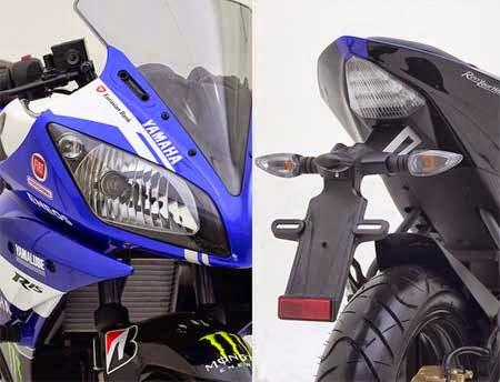gambar motor Yamaha R15 Special Edition