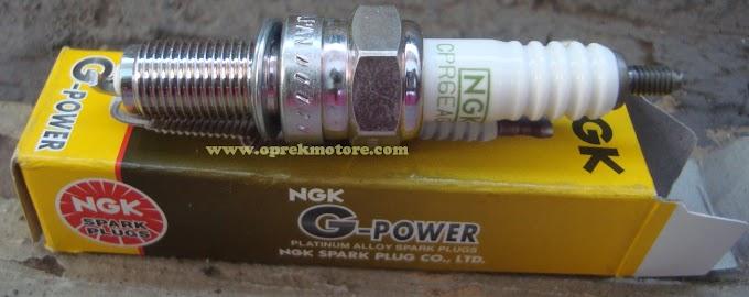Busi NGK G-Power Platinum - Api Fokus Harga Tak Rakus