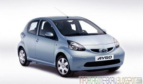 Daihatsu Ayla Kolaborasi Dengan Toyota Agya / Aygo Mobil Murah
