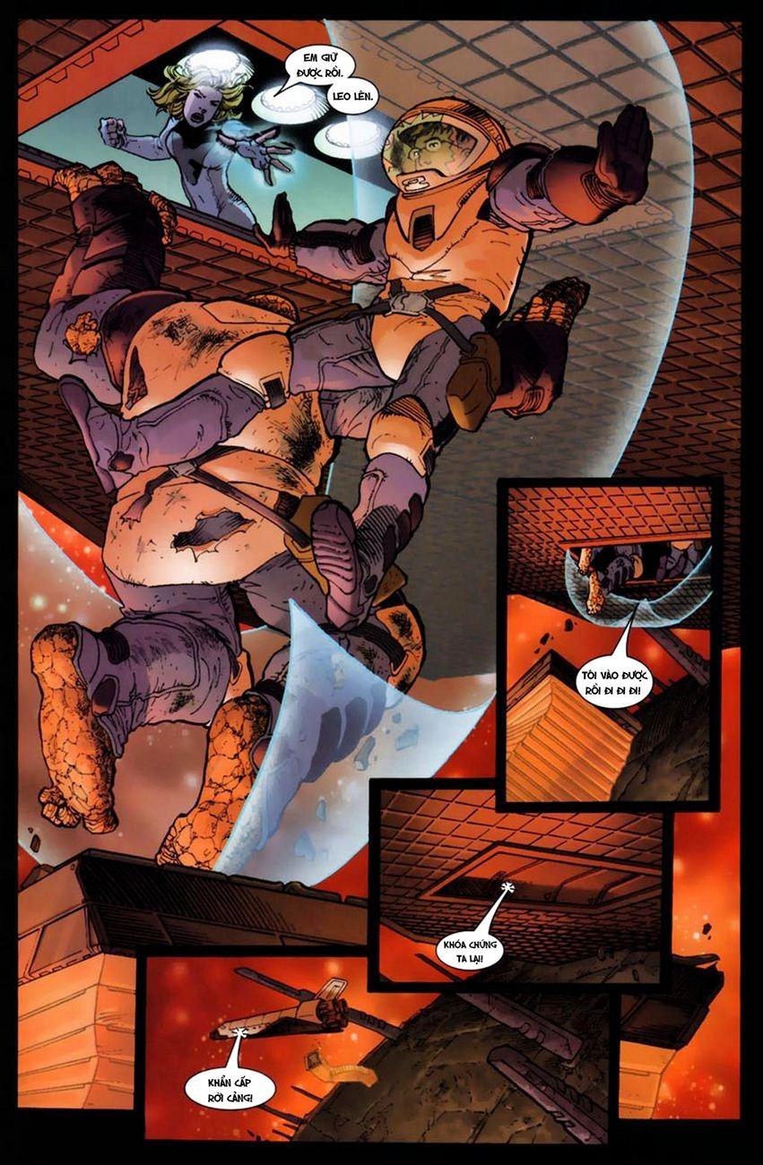 Ultimate Fantastic Four chap 17 - Trang 18