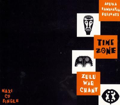 Afrika Bambaataa Presents: Time Zone – Zulu War Chant (CDM) (1993) (320 kbps)
