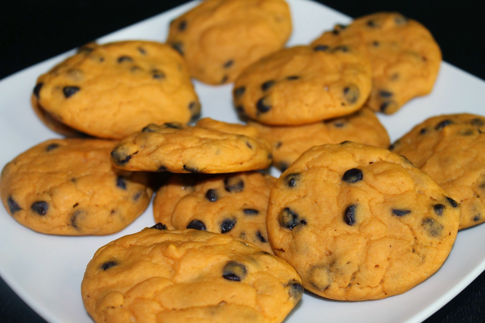 Soft Chocolate Chip Cookies – Kim Hoeltje