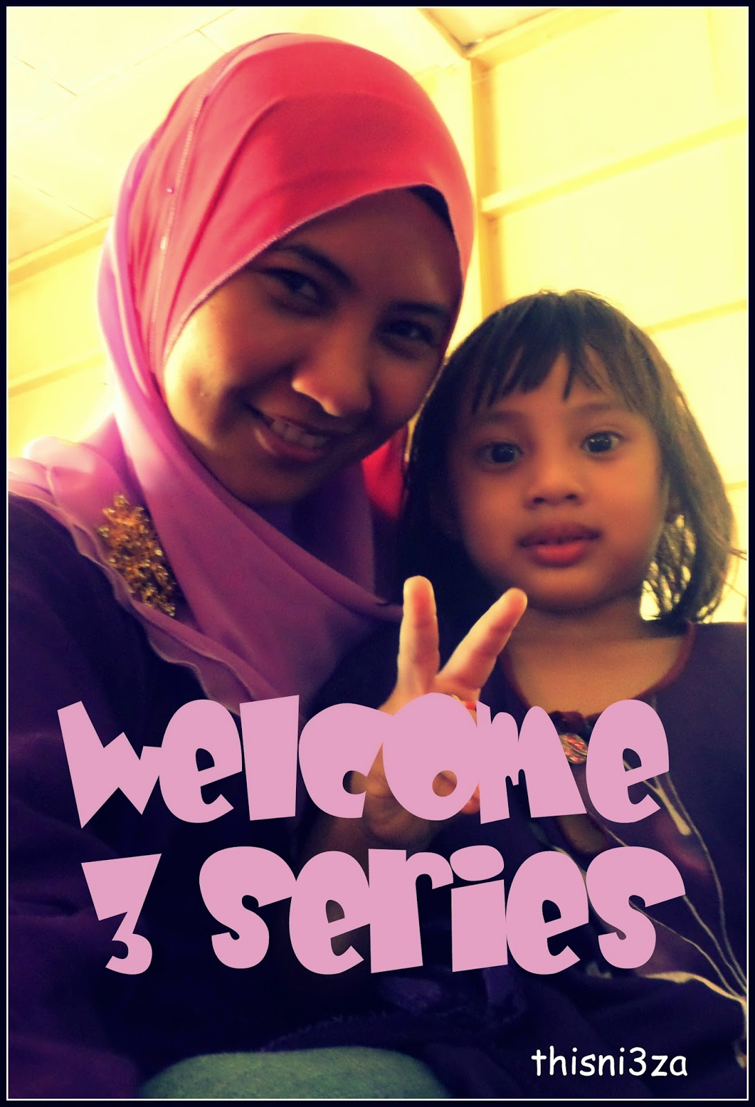 Welcome 3 Series..