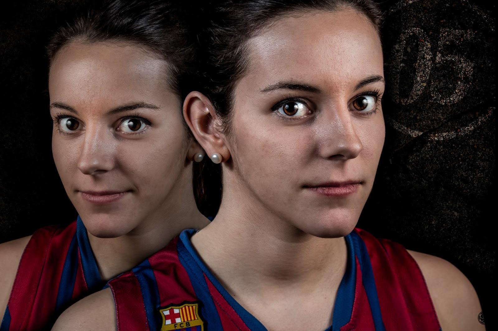Xènia 05 - CBS Barça Senior Femenino A - 2013 :: 2 x Canon EOS 5D MkIII | ISO100 | Canon 24-105 @ 58&60mm | f/11 | 1/60s