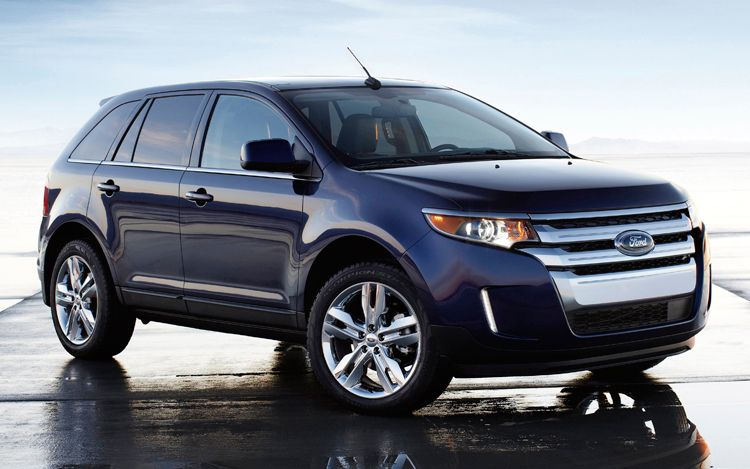 2017 Ford Edge A Simple Refresh Pick Nearly Any Aspect Of The Por Mid Sized Suv And Blue Oval S Engineers Probably Tweaked Restyled