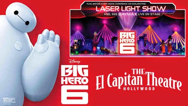 Big Hero 6 El Capitan