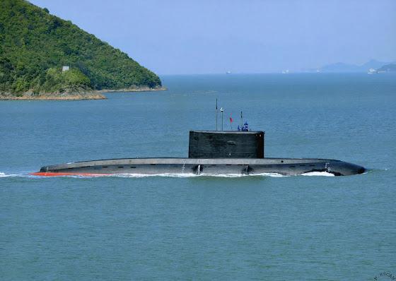 Project 636M (Varshavyanka) class SSK