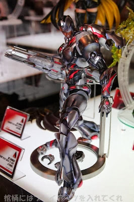 Square Enix Play Arts Kai DC Variant Cyborg Figure