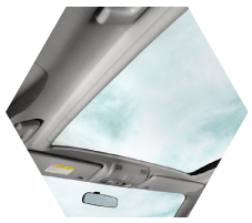 Panoramic Glass Roof Sensation Mitsubishi Outlander Sport Pekanbaru Riau