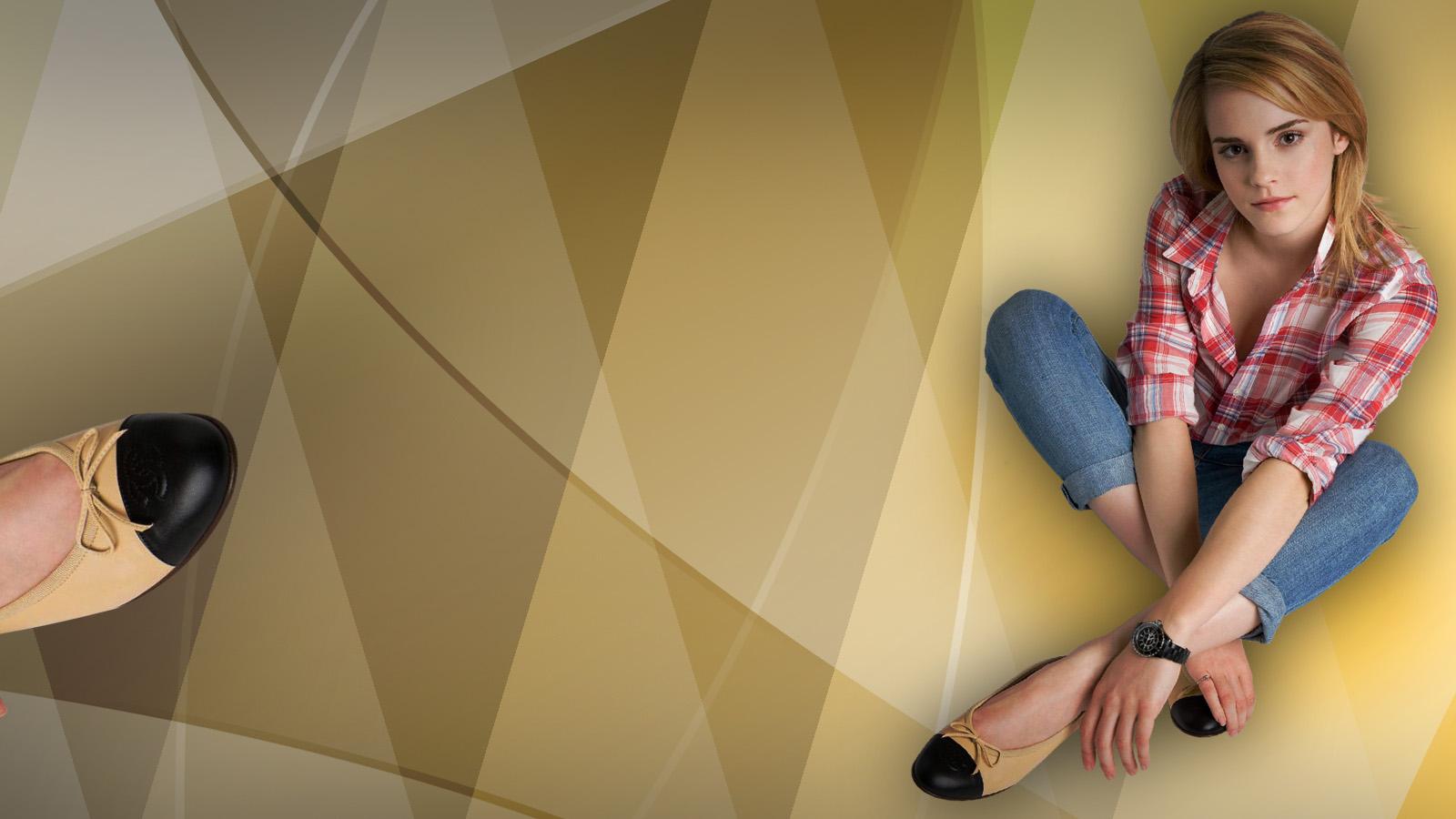 HD Wallpaper of Emma Watson 1080p