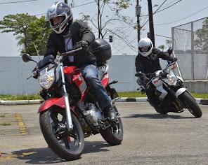Todas as motos, sejam bem vindas ao Curso.