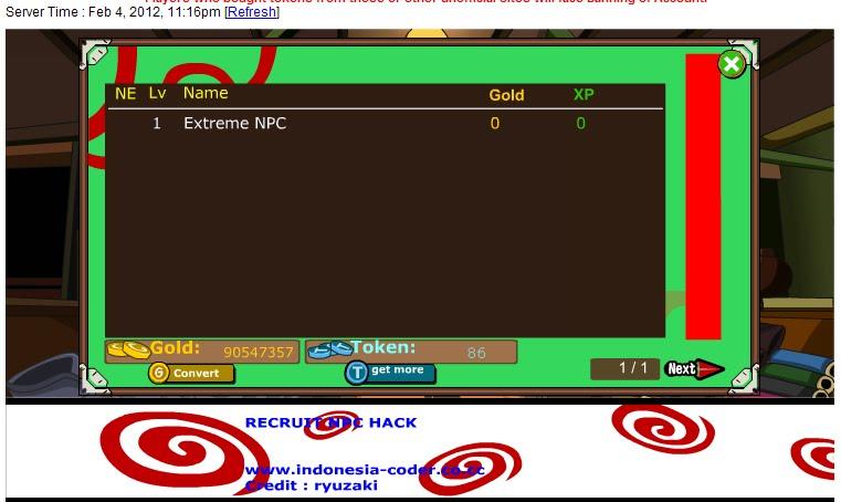 Cheat NPC [update februari 2012]  NPC