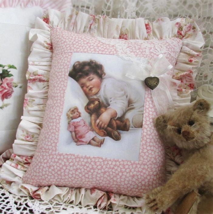 Cuscino immagine di Bessie Pease