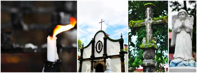 church batangas poblacion calatagan