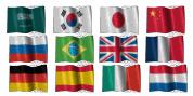 Google Flag Translate Widget For Blogger Blogspot 05