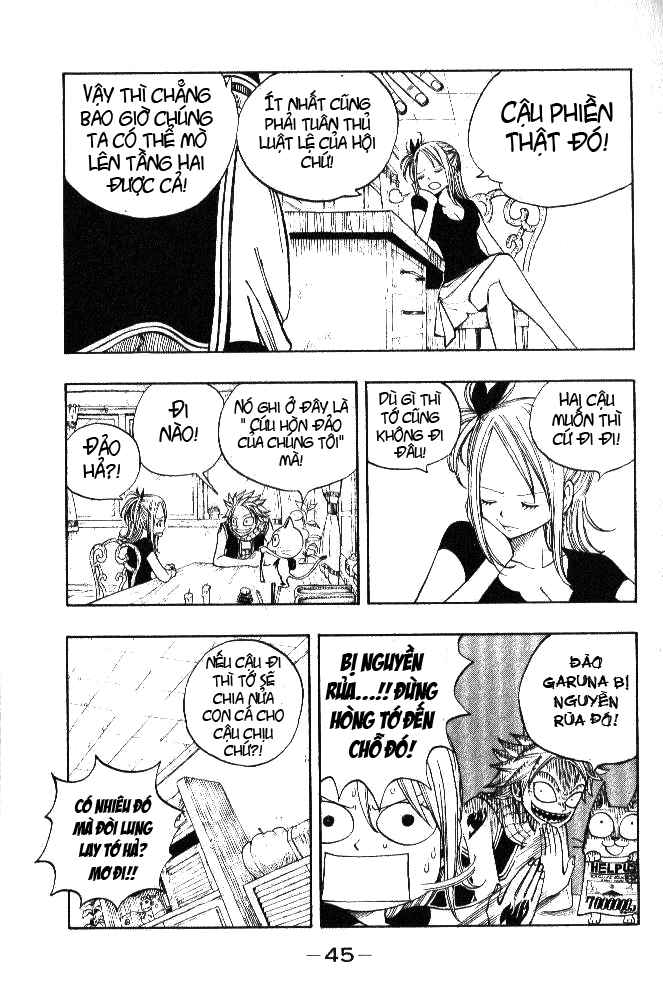 TruyenHay.Com - Ảnh 3 - Fairy Tail Chap 25