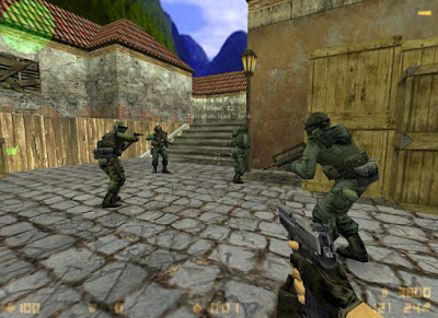 game Counter Strike 1.6