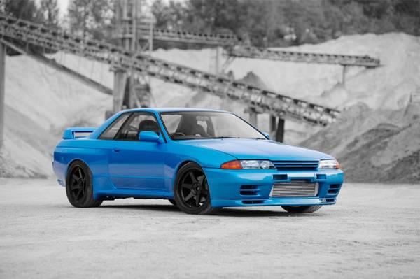 1990 Nissan skyline R32 GTR