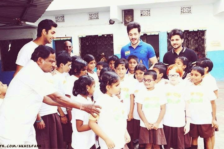Akkineni Akhil Latest Photos