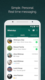 WhatsApp Messenger Apk v2.12.250 for Android
