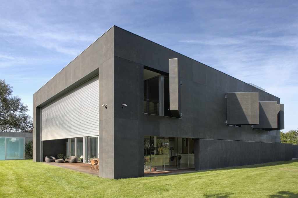 Amazing Architecture: Safe House By Kwk Promes, Warsaw, Poland