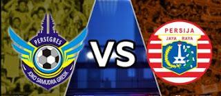 Persegres Gresik United vs Persija Jakarta 2-1