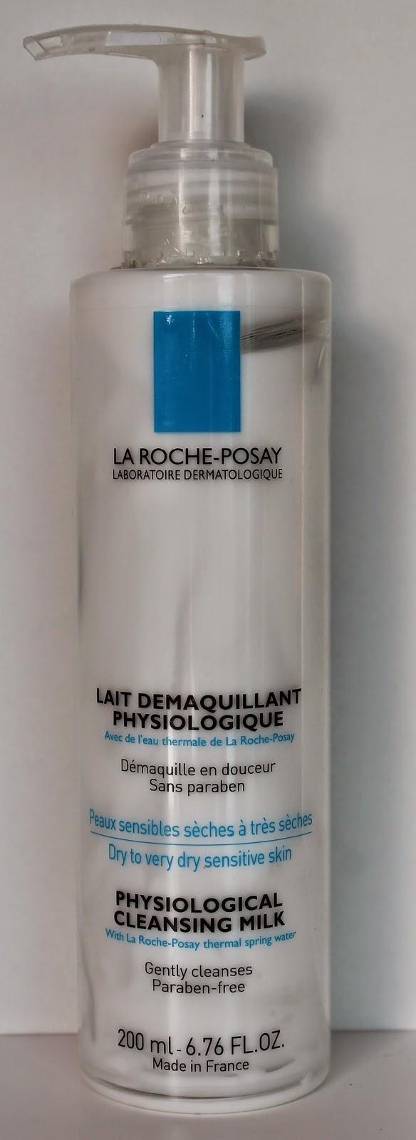 Lait démaquillant physiologique La Roche-Posay