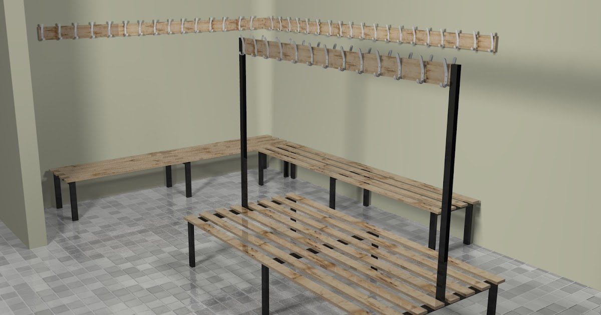 Versa Uk Ltd Work On The Changing Room Benches