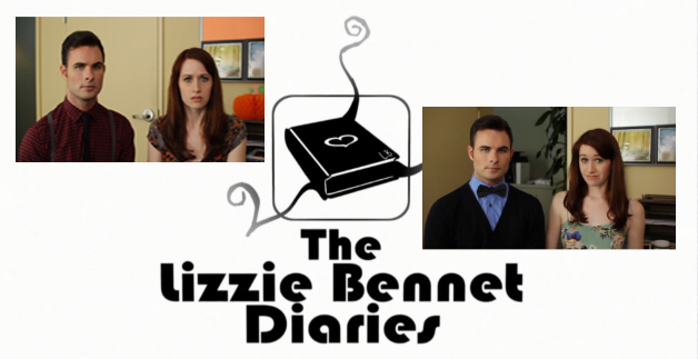 a review of the youtube series the lizzie bennet diaries Introduction based on the emmy award–winning youtube series the lizzie bennet diaries twentyfouryearold grad student lizzie bennet is saddled with student loan debt and still living at home along with her two sisters—beautiful jane and.