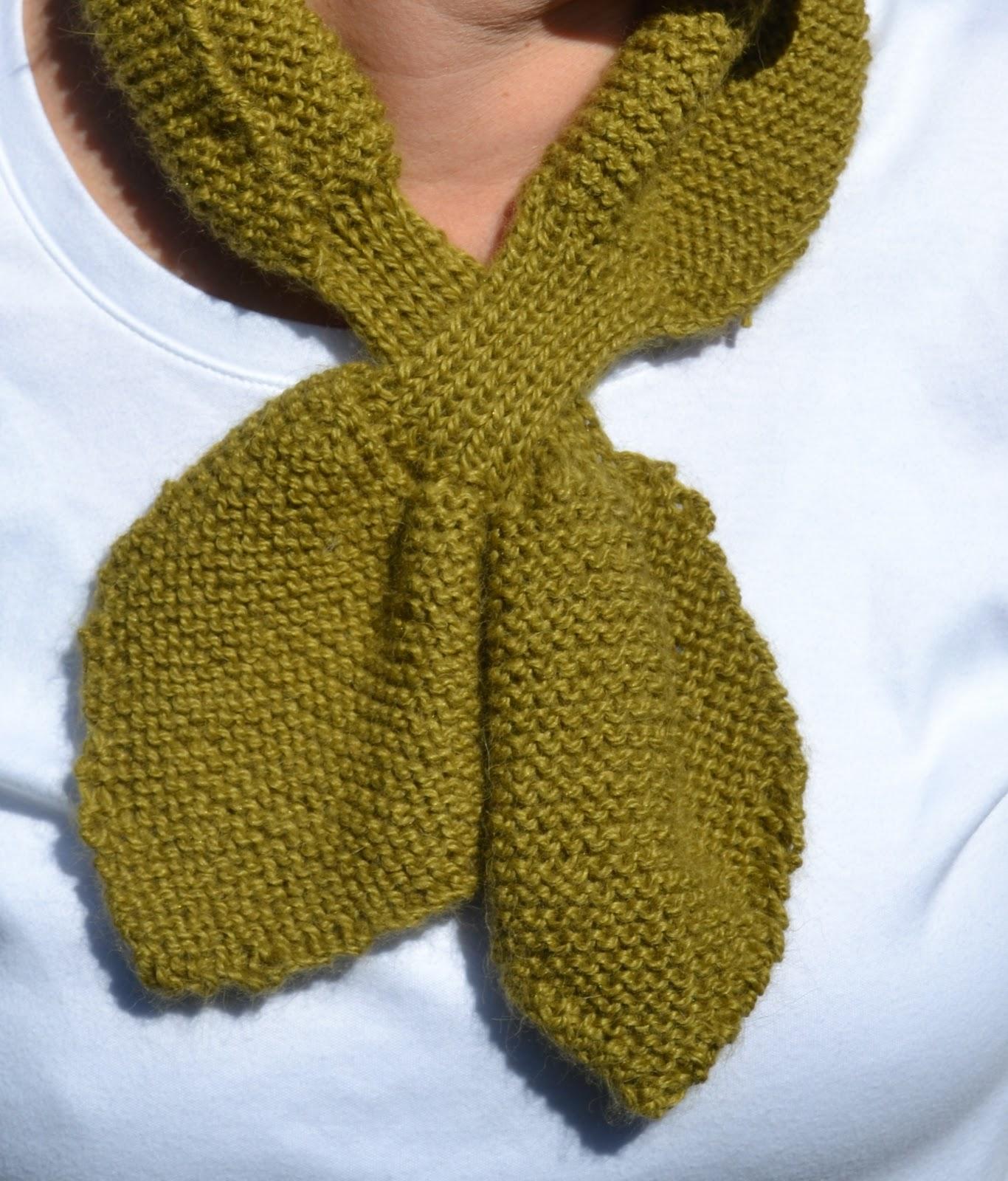 Knitting Holidays Scotland : Spinsjal vintage knitting fo grandma helen s knitted scarf
