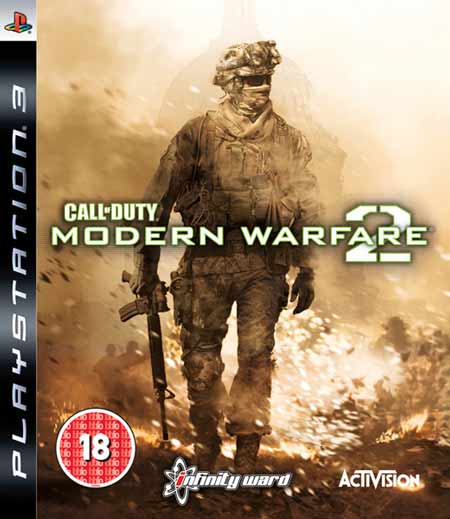 Call of Duty: Modern Warfare 2 [PS3] [Español] [3.55 Kmeaw]