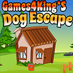 Games4King Dog Escape Wal…