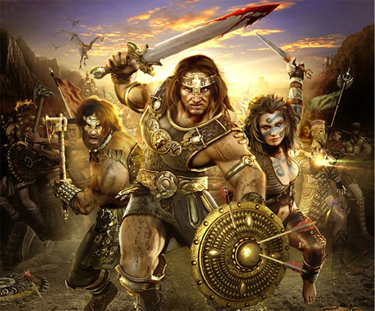 Age of conan online game - f88f