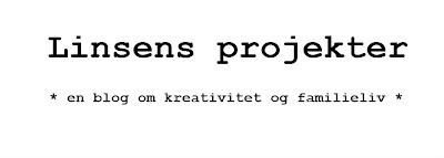 Linsens projekter