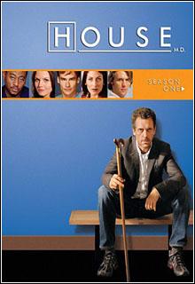 Série House M.D. 1ª Temporada Completa WEB-DL 720p + Legenda