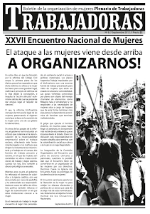 Boletin 8. Plenario de Trabajadoras