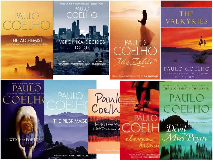 an introduction to the life of paulo coelho a writer The brazilian lyricist paulo coelho is best known for his book, the alchemist —  which has been on the  his fable-like stories turn life, love, writing, and reading  into pilgrimage  and then you've introduced it to so many other modern people.