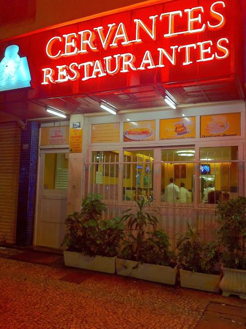 Cervantes, Rio de Janeiro, Copacabana, Zona Sul