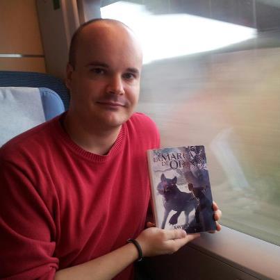 """Xavier Marce: autor de """"La Marca de Odín: El Despertar"""""""