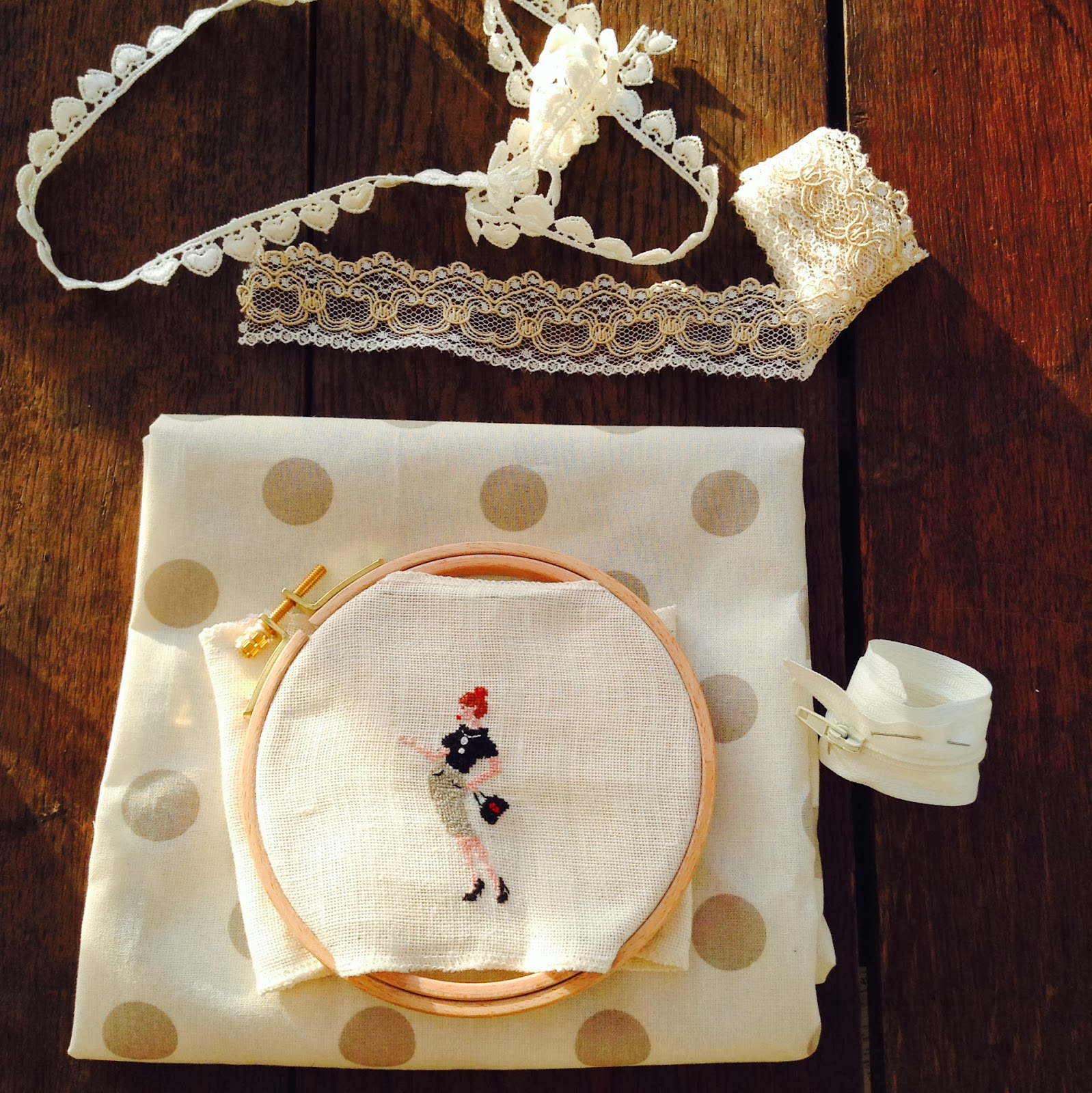 fournitures couture et broderie