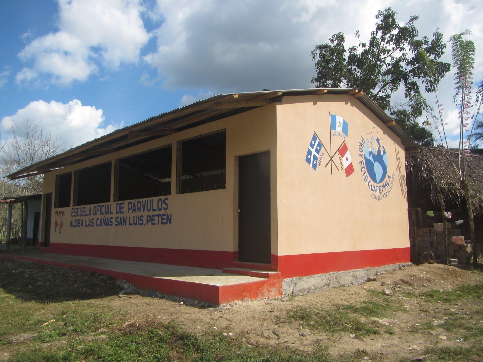 École de Las Canas 2016