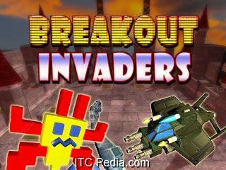 Breakout Invaders v1.1 - TE