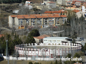 PLAZA DE TOROS DE UTRILLAS