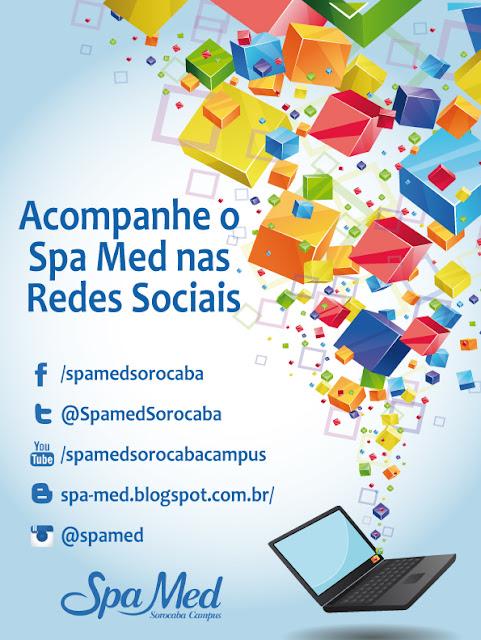 Spa Med nas Redes Sociais