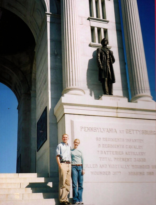 Gettysburg, Pennsylvania 2002