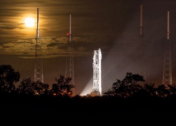 Space: NASA Begins Countdown For MAVEN Spacecraft Launch