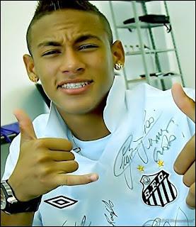 Neymar, el deseado por las mujeres Brasileñas