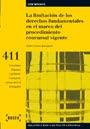 """""""La limitación de los derechos fundamentales en el marco del procedimiento concursal vigente"""""""