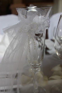 Sektglas Braut