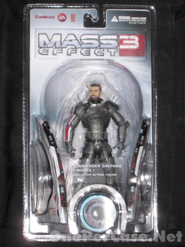 Mass Effect Figures Series 3 Mass Effect Action Figures